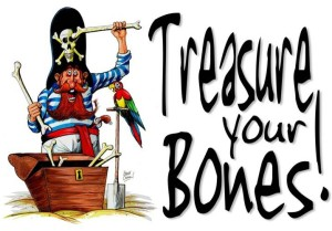 treasure your bones